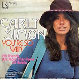 Carly Simon – You're So Vain – Rebel Voice
