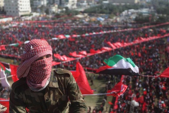 Palestinian Socialist Song Of The PFLP – Rebel Voice