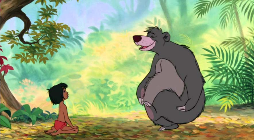 Jungle Book Baloo Song