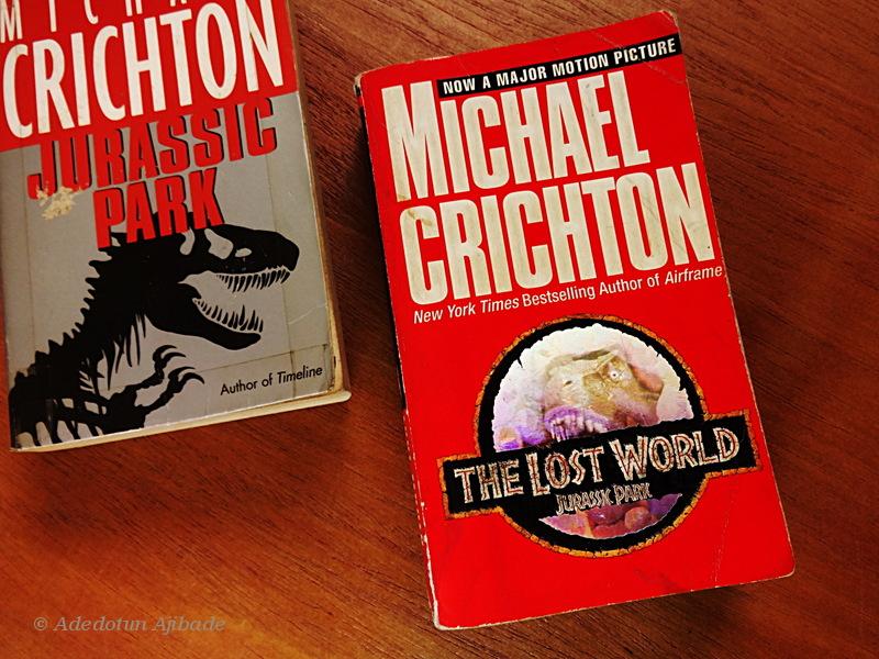 Michael Crichton x files